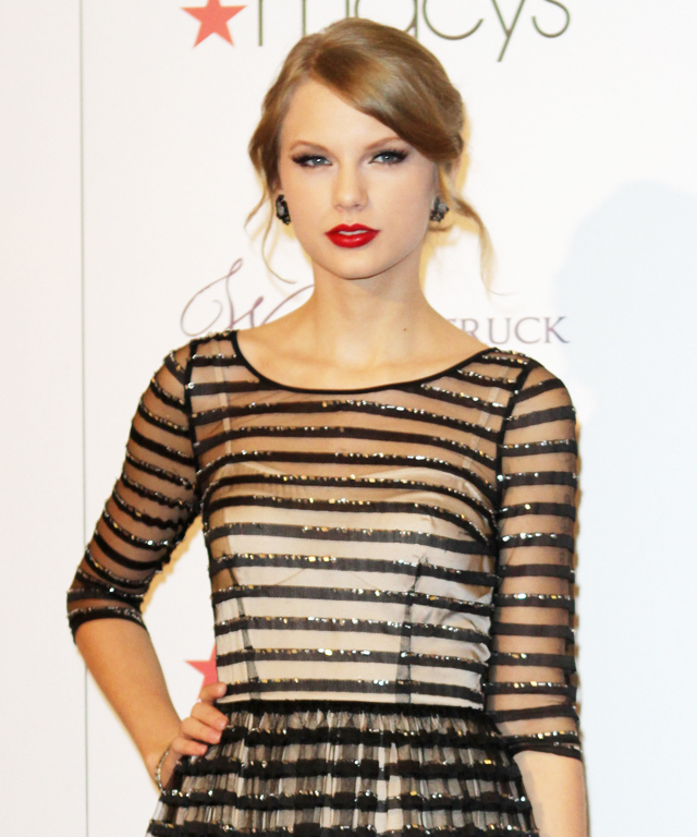 Taylor Swift best red carpet looks ever.