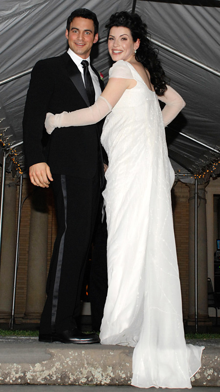 Julianna Margulies - The Best Celebrity Wedding Dresses of ...