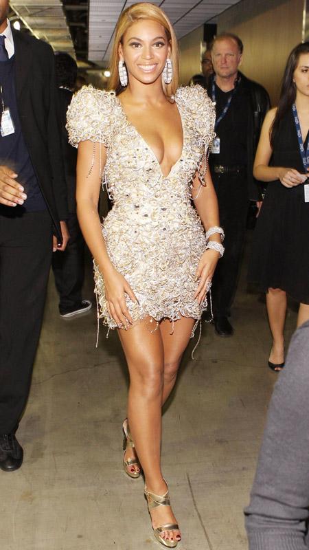 Beyonce Armani