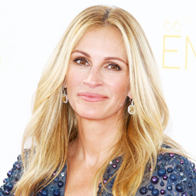 Julia Roberts Best Beauty Moments From The 2014 Emmys