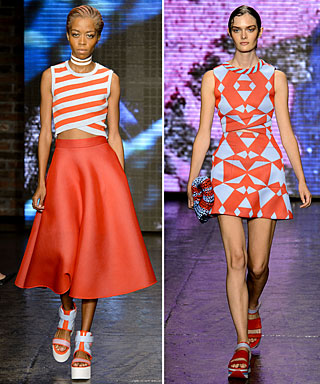 DKNY Spring Summer 2015 NYFW