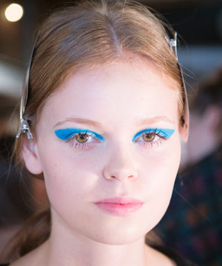 The Best Beauty Moments from Spring 2015 Fashion Week