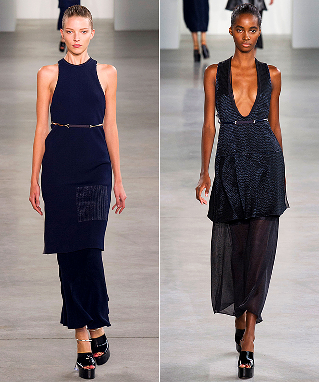 Calvin Klein Collection Spring 2015 Runway Show
