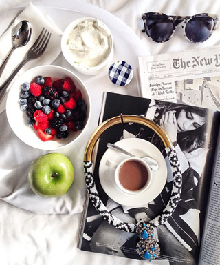 Instagrams we love from hotels