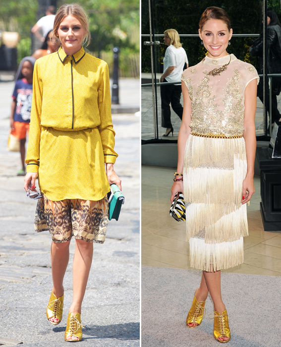 Day to Night Accessories: Olivia Palermo