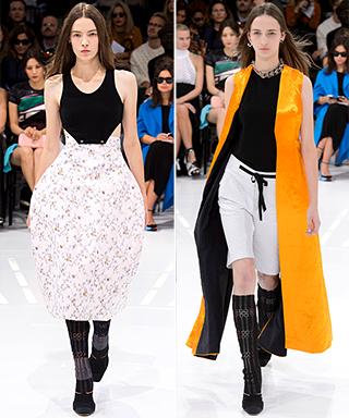 Dior Spring 2015 Runway Show