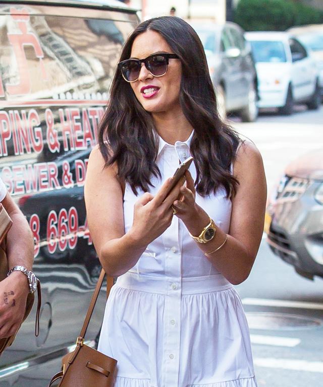 Olivia Munn Street Style
