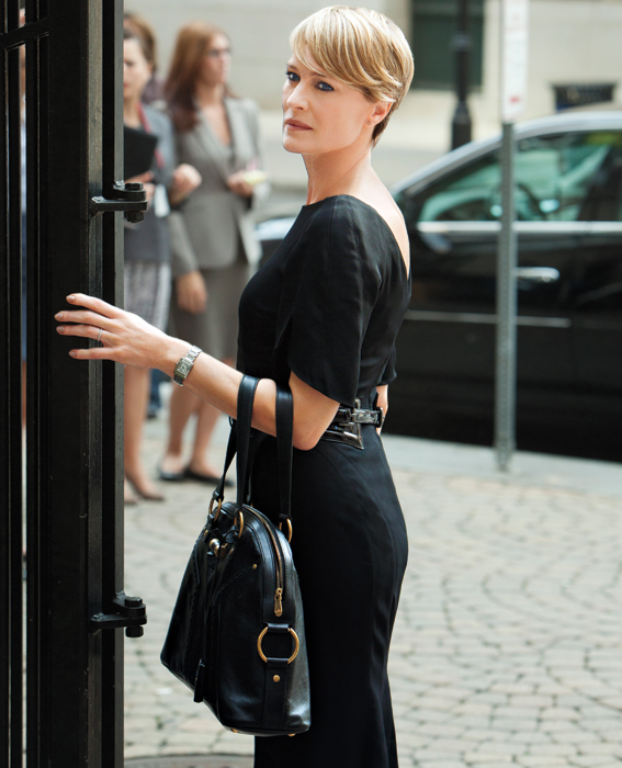 Robin Wright Haircut: Claire Underwood, House Of Cards