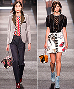 Louis Vuitton Spring 2015 Runway Show