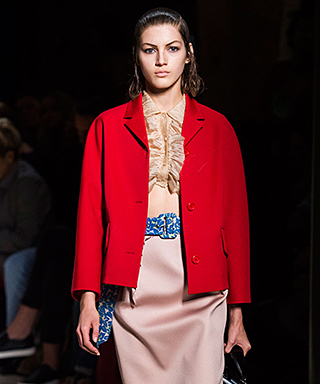 Runway Looks We Love: London, Milan, and Paris Fashion Weeks - Spring/Summer 2015