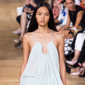 Chlo Spring 2015 Runway Looks That Can Double As Wedding Dresses InStylecom