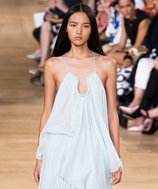 23 Spring 2015 Runway Looks That Can Double as Wedding Dresses - Chloé