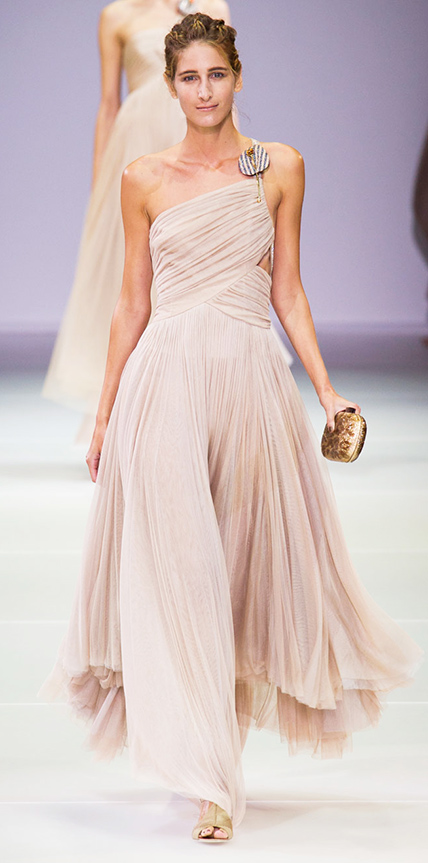 Giorgio Armani - Spring 2015 Runway Looks That Can Double ...