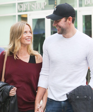 Emily Blunt and John Krasinski's Cutest Couple Moments - January 4, 2014