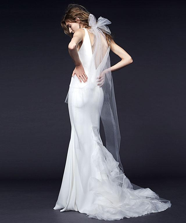 Vera Wang Bridal Fall 2015