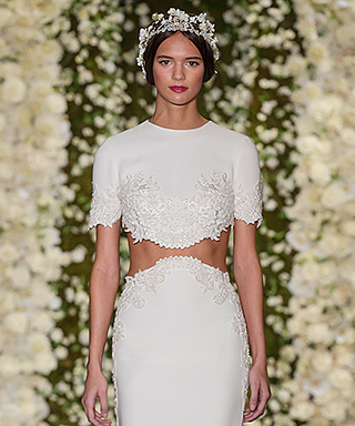 Swoon-Worthy Dresses From Bridal Fashion Week - Fall 2015