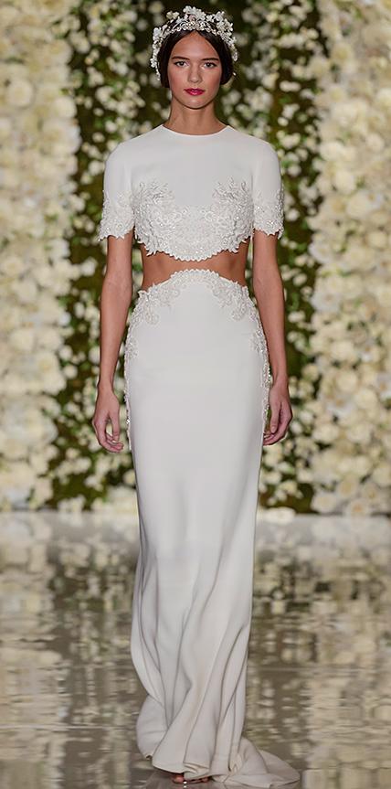 RLWL Reem Acra Bridal