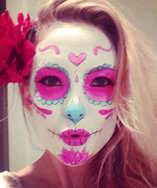 Our Favorite Celebrity Halloween Costumes - Kate Hudson