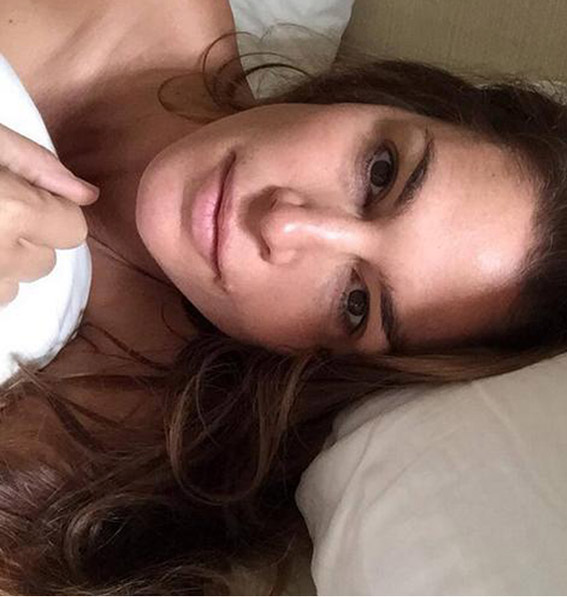 Cindy Crawford - Celebrities Without Makeup