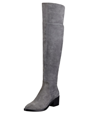 18 Insanely Chic Over-the-Knee Boots - Sigerson Morrison