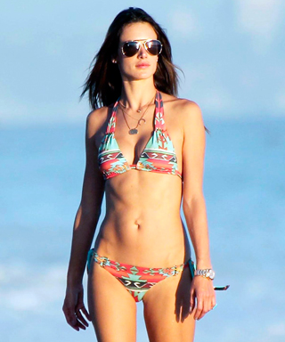 Celebrity Bikinis: See the Photos! - Alessandra Ambrosio
