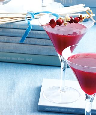 Cranberry Claus Cocktail