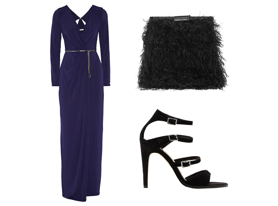 Holiday Outfits for Every Occasion: Wedding / Black Tie Affair