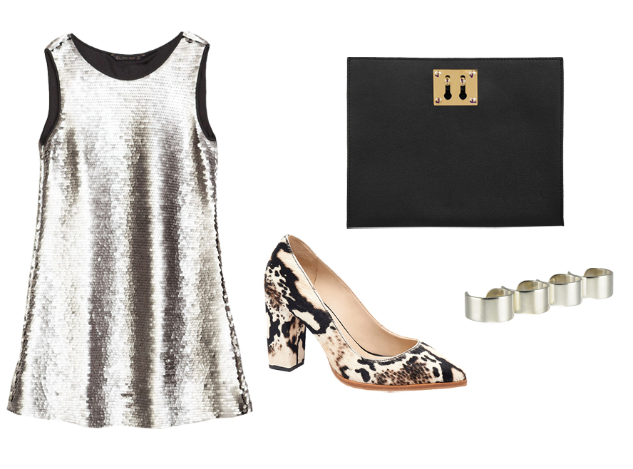 Holiday Outfits for Every Occasion: NYE Party