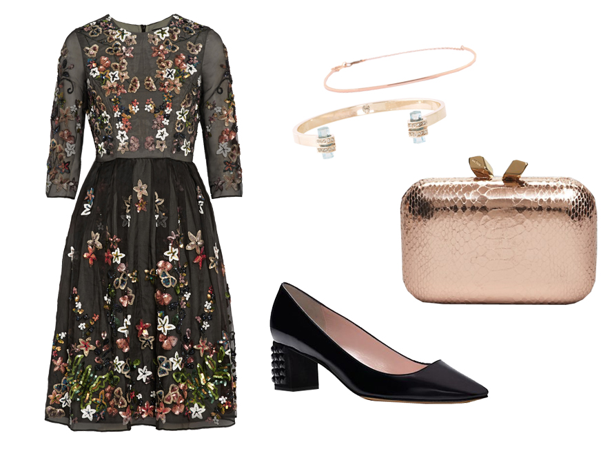 Holiday Outfits for Every Occasion: NYE Dinner