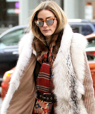 Bundled-up Celebs