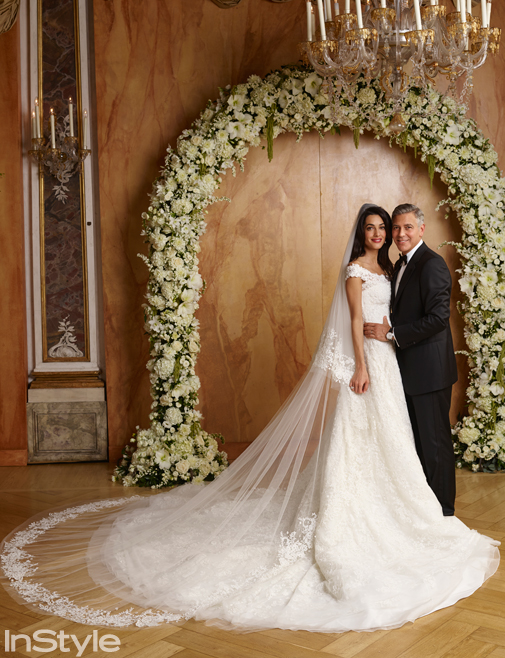 George and Amal Clooney Wedding - Gallery