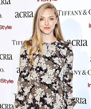 21 Chic Celebrity Looks That Have Us Saying Yes to Tights - Amanda Seyfried