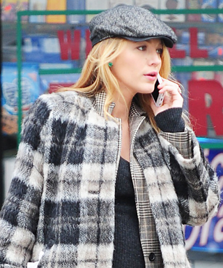 Blake Lively's Maternity Style - December 11, 2014