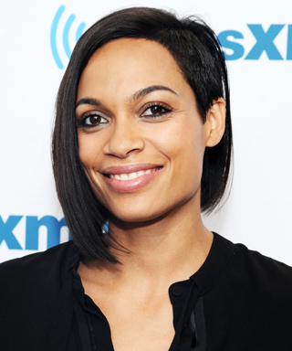 New Hair 2014: See Celebrity Hair Makeovers! - Rosario Dawson