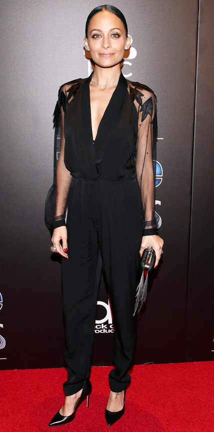 Nicole Richie  My 5 Best Dressed 12/21/2014