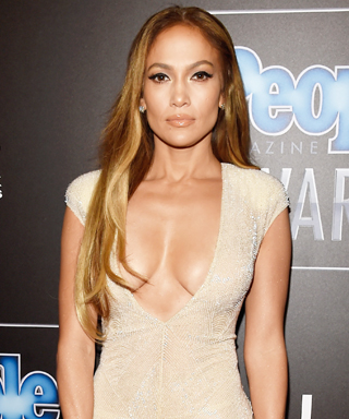 2014 <em>People</em> Magazine Awards: Standout Looks from the Red Carpet - Jennifer Lopez