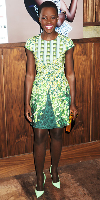 Look of the Day photo | Lupita Nyong'o