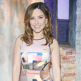 Sophia Bush Look Of The Day March 4 2014 InStyle