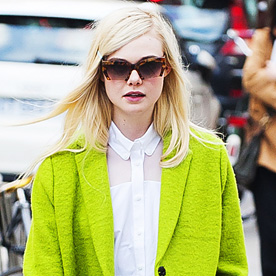 Elle Fanning Look Of The Day March 6 2014 InStyle