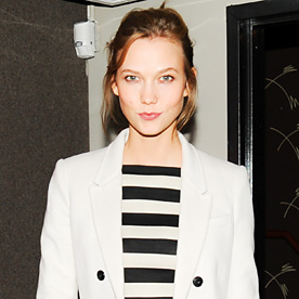 Karlie Kloss Look Of The Day March 27 2014 InStyle