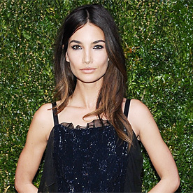 Lily Aldridge Look Of The Day April 23 2014 InStyle