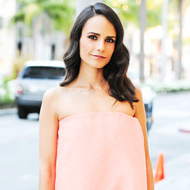 Jordana Brewster Look Of The Day May 2 2014 InStyle