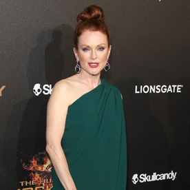 Julianne Moore Look Of The Day May 19 2014 InStyle