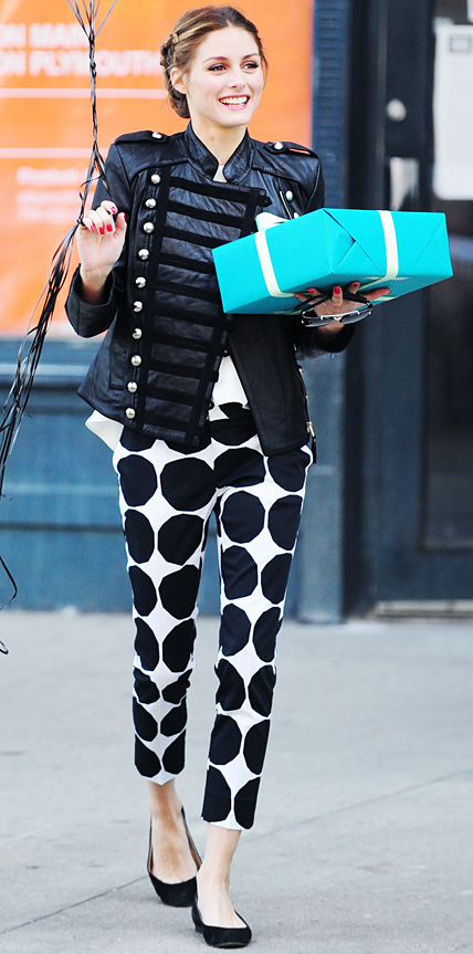 Olivia Palermo: Look of the Day, May 24, 2014 - InStyle