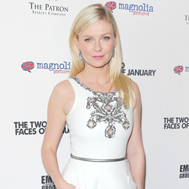 Kirsten Dunst Look Of The Day September 18 2014 InStyle