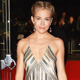 Sienna Miller Look Of The Day October 19 2014 InStyle