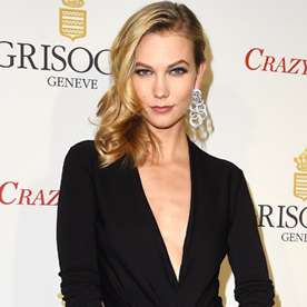 Karlie Kloss Look Of The Day October 24 2014 InStyle