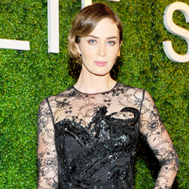 Emily Blunt Look Of The Day November 14 2014 InStyle