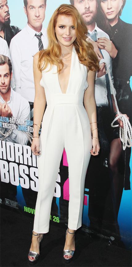 Bella Thorne in Gucci