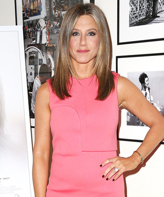 12 Times Jennifer Aniston Chose <em>Not</em> to Wear Her Signature LBD - November 22, 2014
